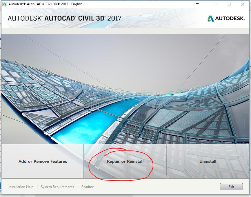 autocad civil 3d 2019