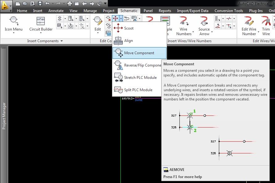 one line diagram help autodesk community autocad electrical rh forums autodesk com One Line Diagram Symbols Monitoring Well Diagram AutoCAD