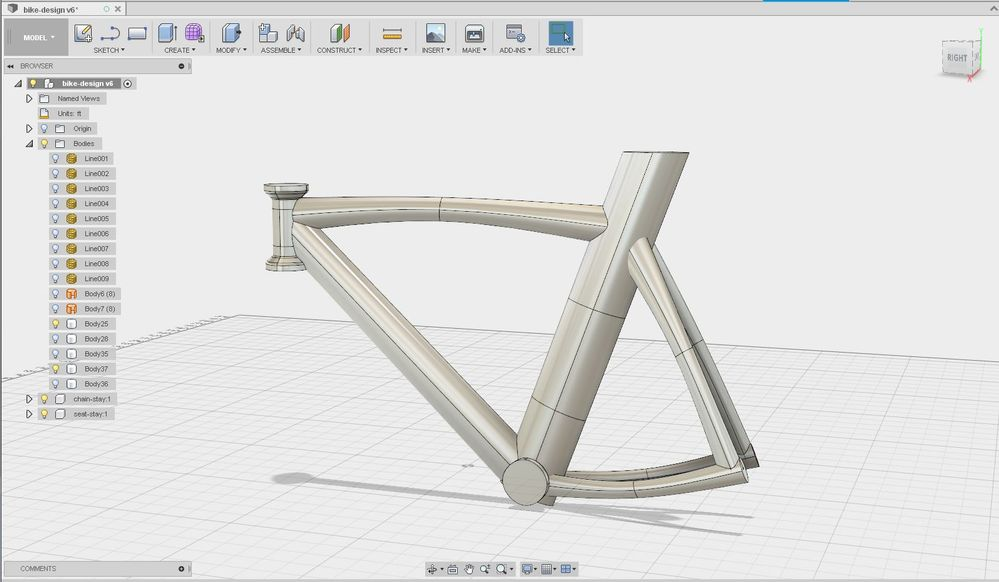 Solved Possible To Render With Brep T Spline Wireframe Autodesk