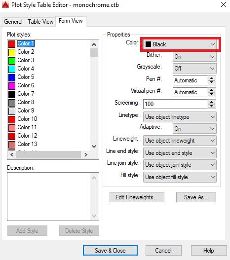 Solucionado: No puedo imprimir en monocrhome - Autodesk Community ...