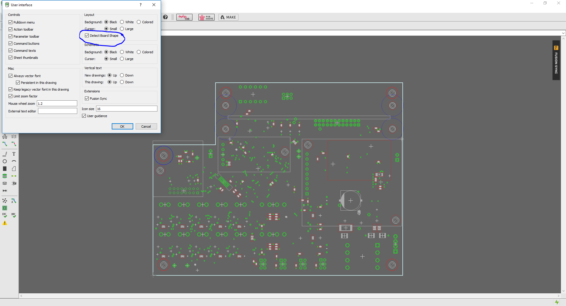 Fancy Eagle Layout Editor Photo - Wiring Standart Installations ...