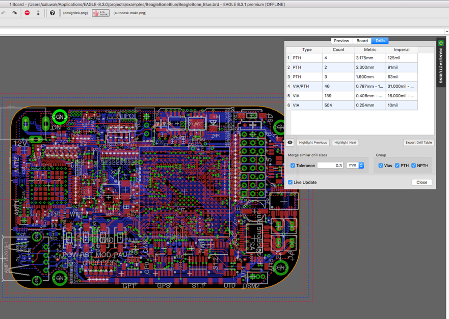 Gelöst: Feature Request: Implement a Instant 2D PCB Preview, Top and ...