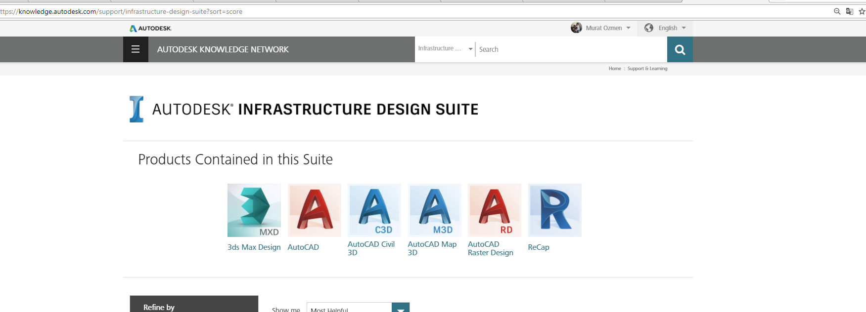 What Is Contained In The Autodesk Infrastructure Design Suite 2018 Autodesk Community Subscription Installation And Licensing