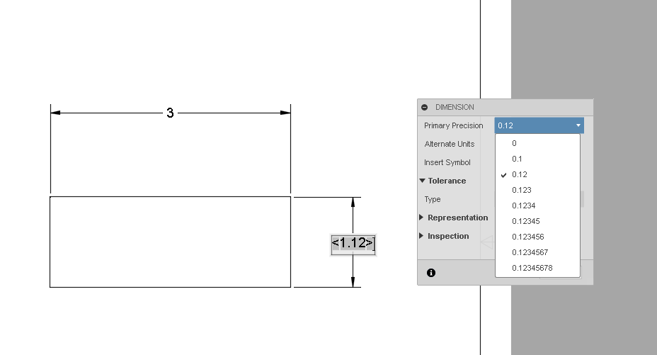Solved Why Cant My Drawing Display 3 Decimal Places Autodesk