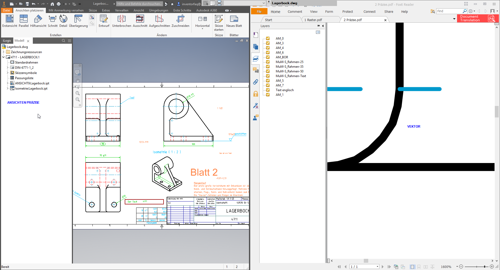 Gelöst: PDF-Erstellung als Vektorgrafik in Inventor 2017 - Autodesk ...
