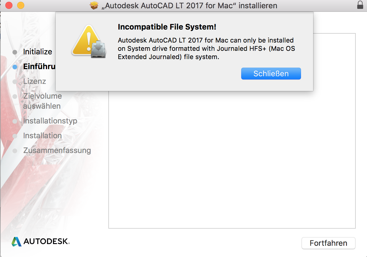Solved: can not install OS: macos high Sierra - Autodesk Community ...