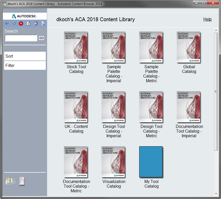 Solved Where Are The Content Browser Library Catalogs For Aca 2018