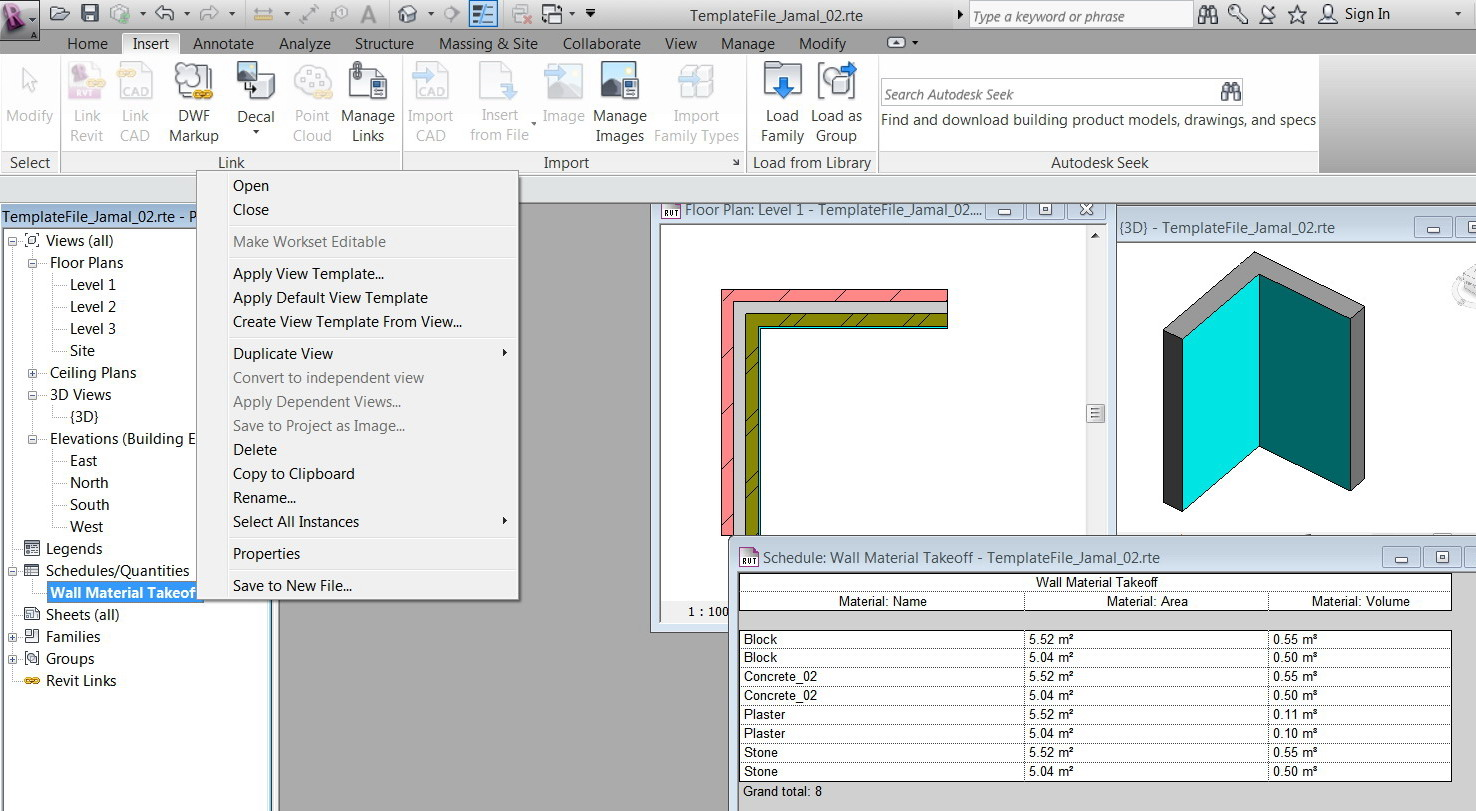 Solved: How to export a schedule from Revit to Excel, - Autodesk ...