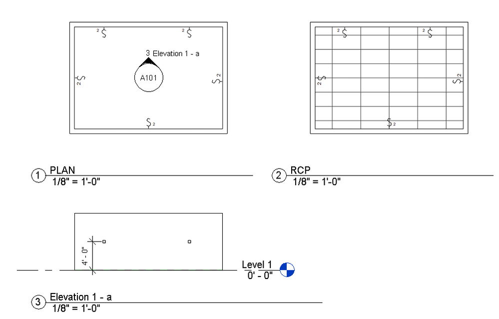 Light Switch Symbol Elevation - Autodesk Community- Revit Products