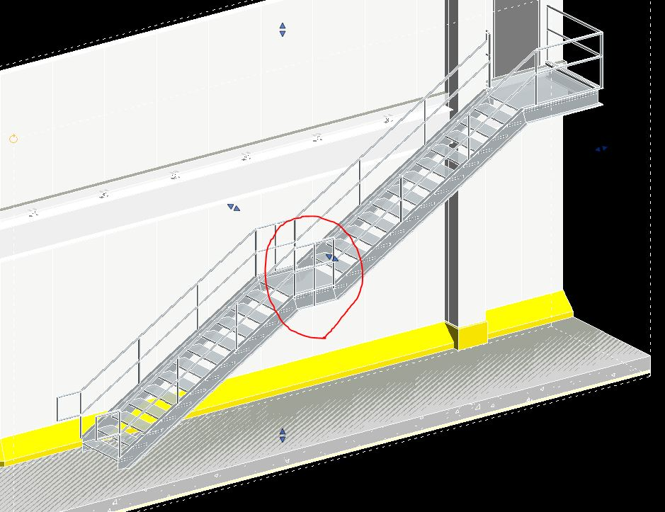 Solved  Railing Problem Revit Architecture 2017