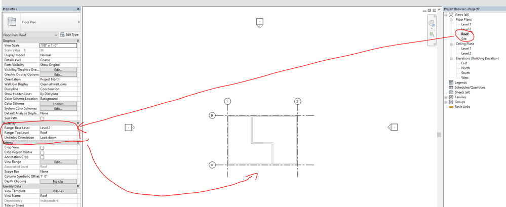 New Level Missing Plan View Autodesk Community Revit Products
