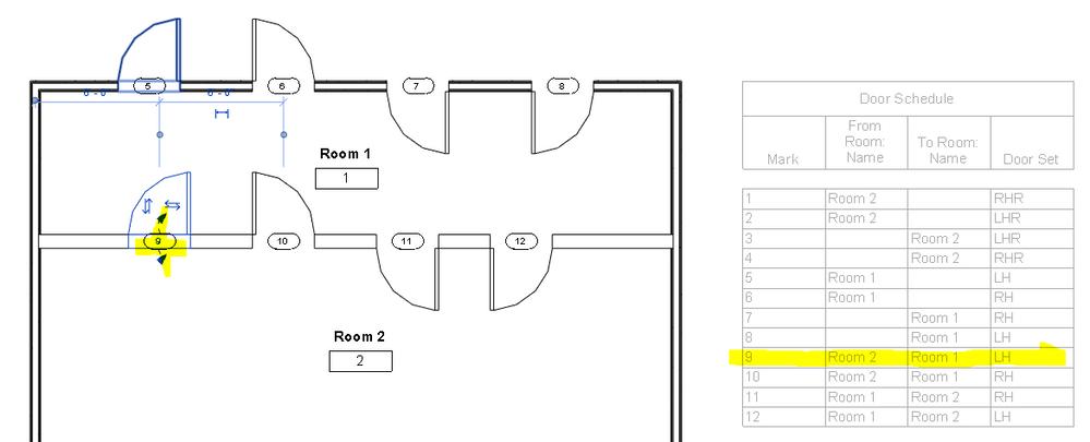 Autodesk VIRTUAL AGENT   Revit IDEAs   Revit FORMULAs   Revit DYNAMO   BIMobject (aka Seek v2) Feeling offended for no reasons? TRY THIS - Not working?  sc 1 st  Autodesk forums & Solved: Door Swing Direction in Schedule - Autodesk Community- Revit ...