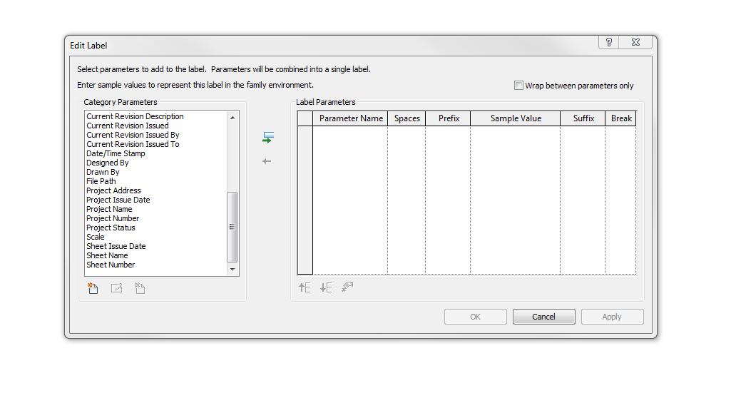 Solved: Titleblock shared vs instance parameters