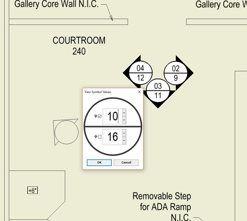 Custom Drawing Symbols Architectural Symbols Autodesk Community