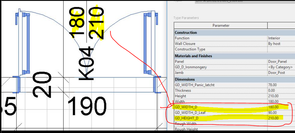 Capture.PNG  sc 1 st  Autodesk forums & door tag problem - Autodesk Community- Revit Products