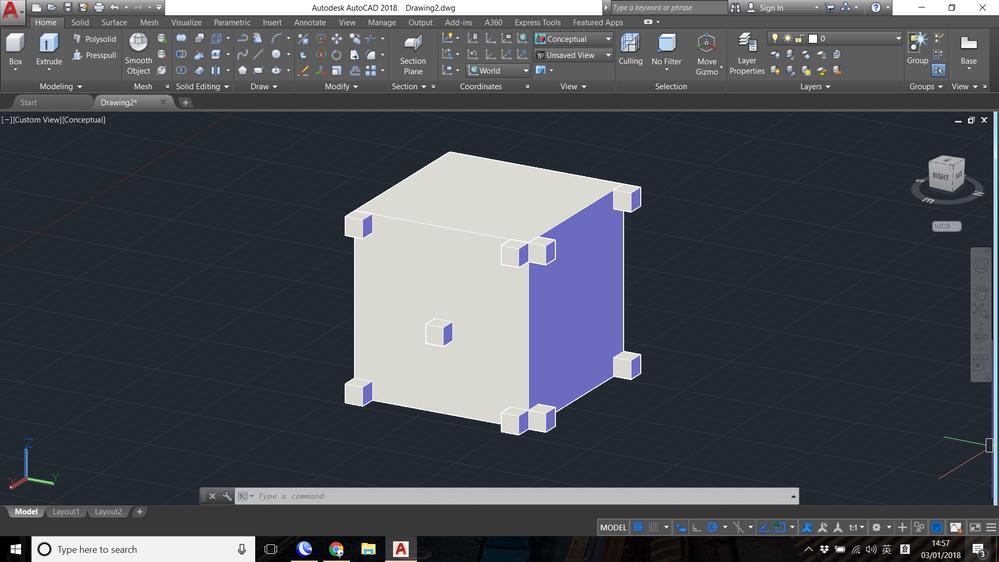 Image result for autocad 3d print