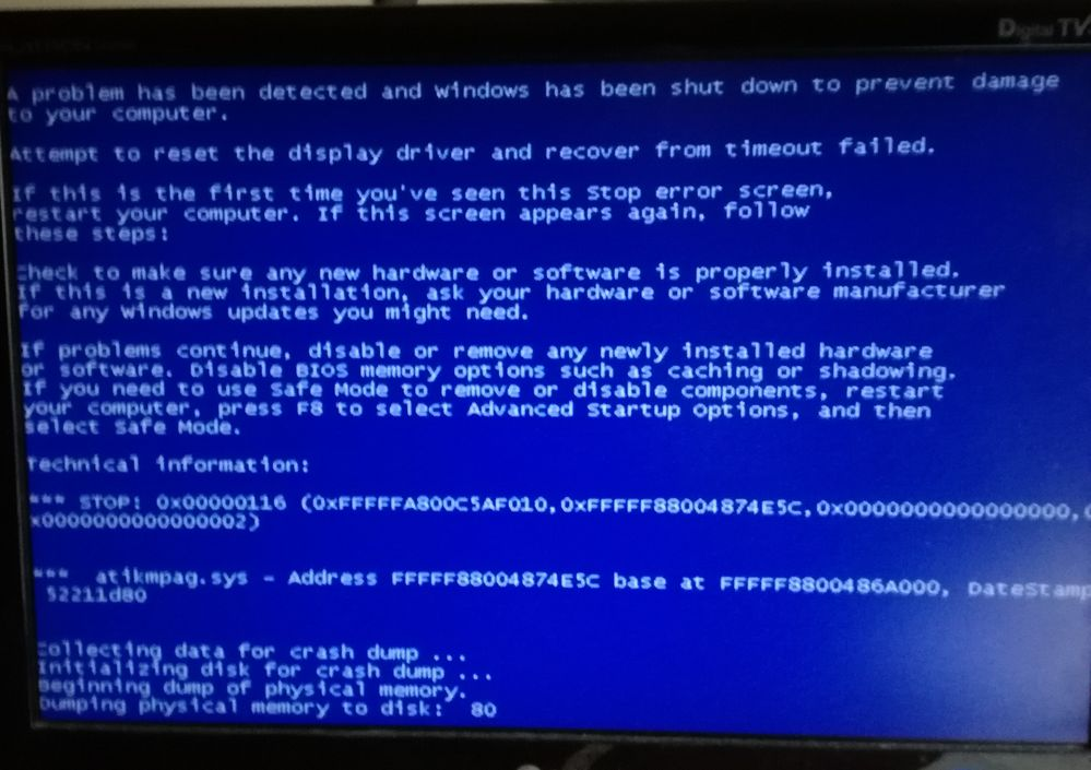 Solved: EAGLE on lanuch freezes PC (and leads to bluescreen shutdown ...