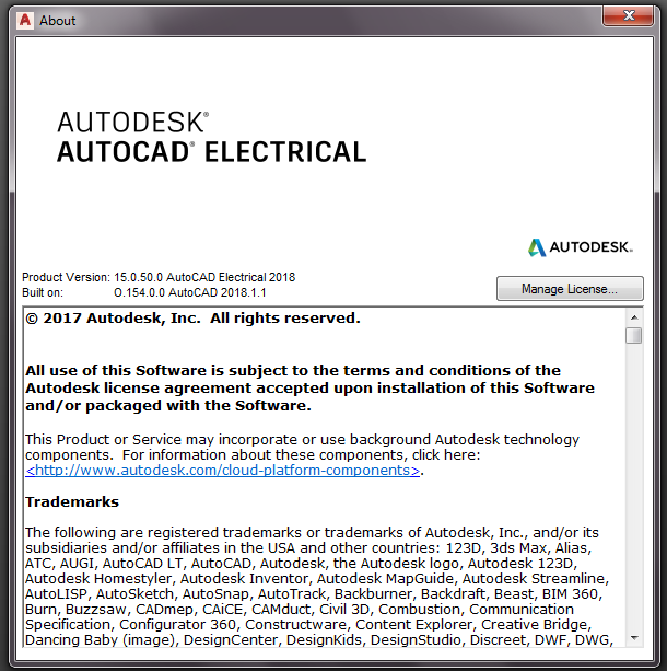 Solved: AutoCAD Electrical 2018.1 Update is released! - Autodesk ...