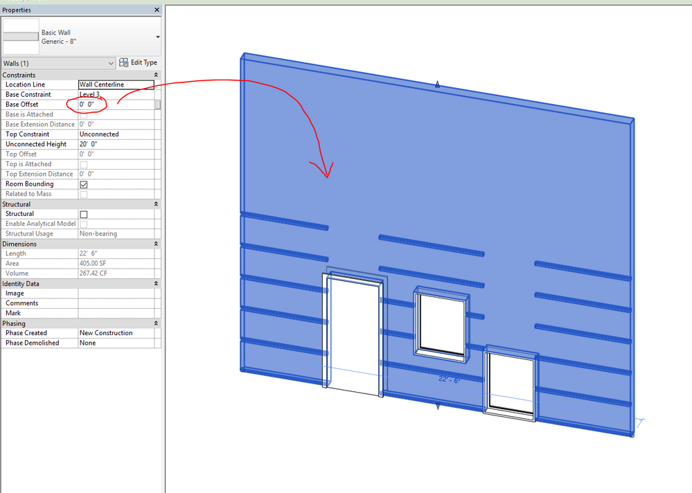 Re Wall reveals stop above door opening  sc 1 st  Autodesk forums & Wall reveals stop above door opening - Autodesk Community- Revit ...