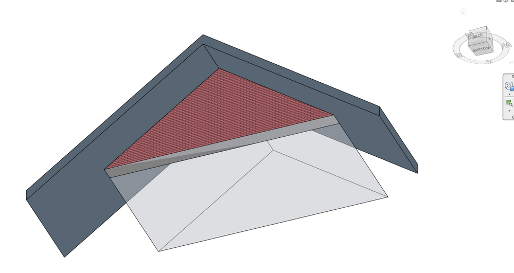 Solved Roof Wall Join One Side Roof Misses Autodesk Community Revit Products