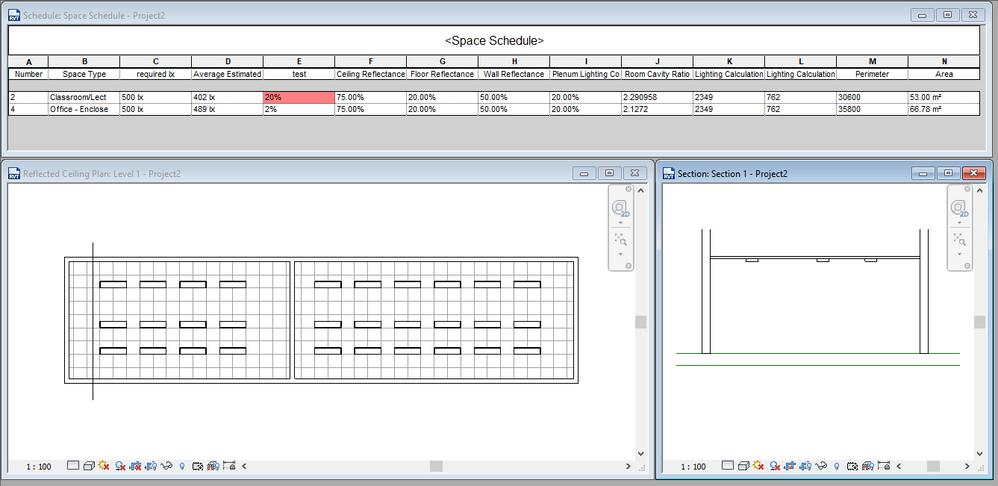 solved lighting analysis formula to calculate difference between rh forums autodesk com Revit MEP Plumbing 2014 Revit MEP Tutorials