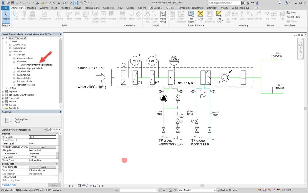 Solved: MEP Schematics in Revit - Autodesk Community- Revit Products