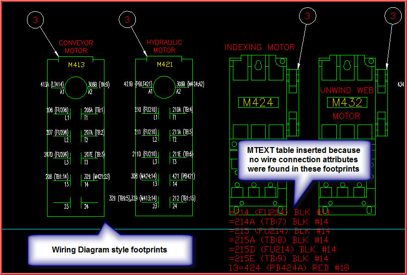 Blank wire diagram for autocad wiring diagram need wdtype attribute for wiring diagram style footprints autodesk rh forums autodesk com residential hvac system diagram autocad practice drawings pdf asfbconference2016 Images