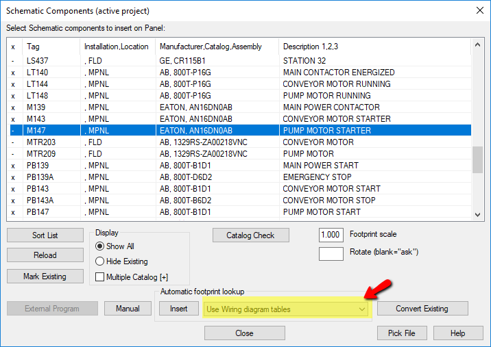 Need Wdtype Attribute For Wiring Diagram Style Footprints