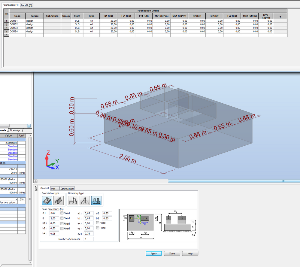 Trick To Do Similar Combined Footings On Same Time Autodesk For Rafael Vasconcelos Some Wiring Diagrams Loads Foundation