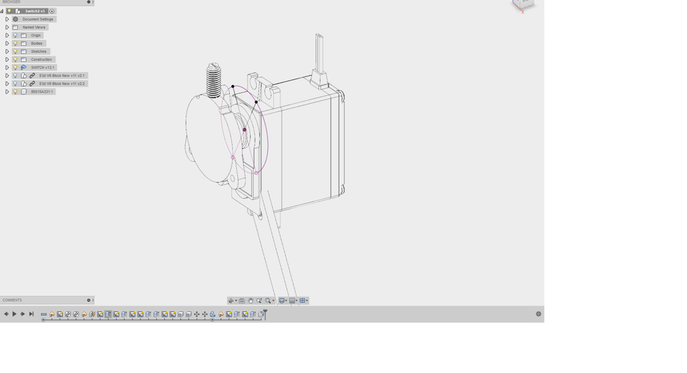 How To Make Wire Frame Look Thicker Autodesk Community Fusion 360