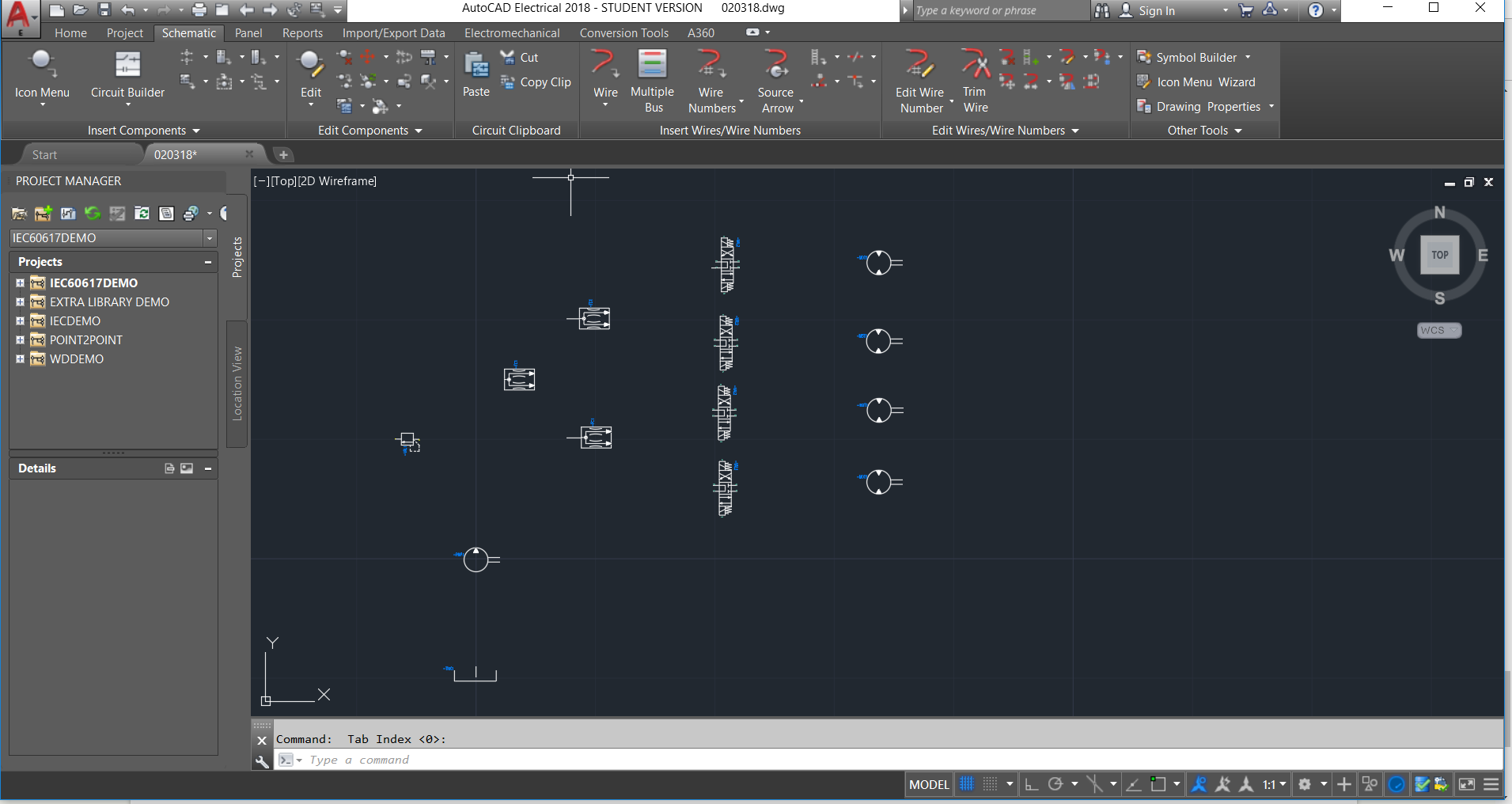Solved Turn Off Auto Route Autodesk Community Autocad Electrical Wiring Symbols