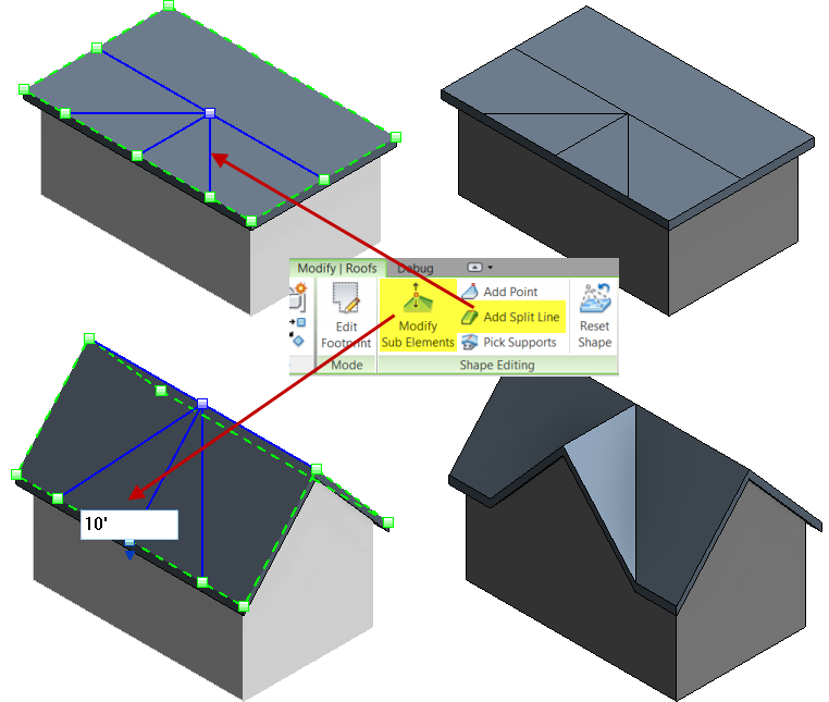 Solved Roof Doesn T Meet Autodesk Community Revit Products
