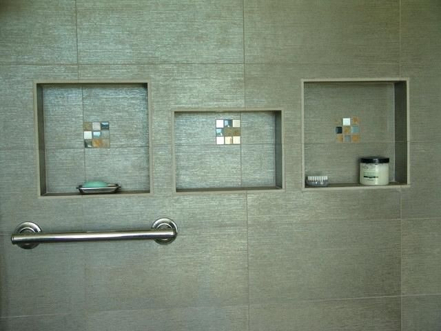 Bath Niche Niches Recess Bathroom Shower Shampoo Wall