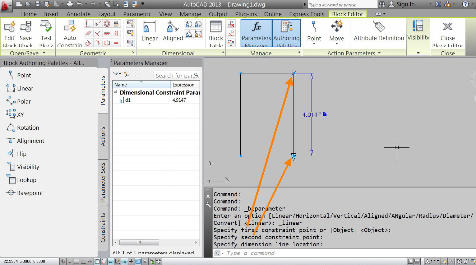 how to change dimensions size in autocad 2016