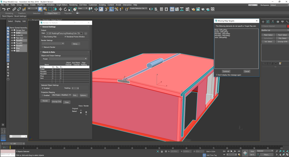 what is happening to this color id autodesk community 3ds max
