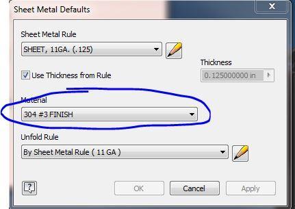 2018 Link Sheet Metal Issue Autodesk Community Inventor