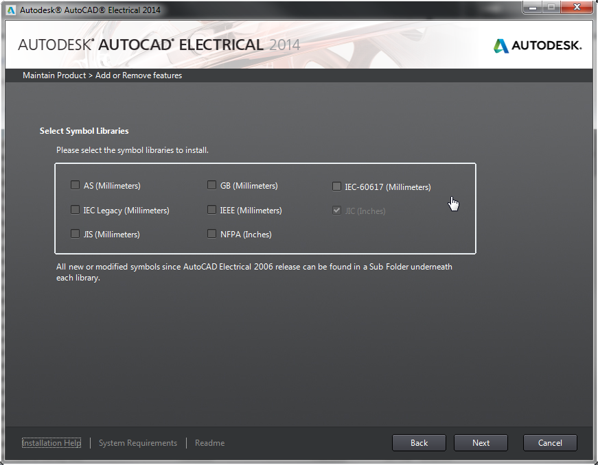 Solved Ieee 315 315a Iec 60617 Libraries Missing On My Autocad