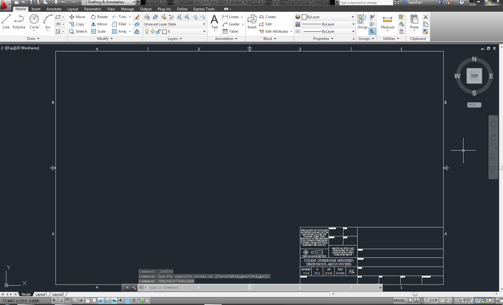 Solved import title block to autocad 2013 from inventor 2013 autocad titleblock 2g maxwellsz