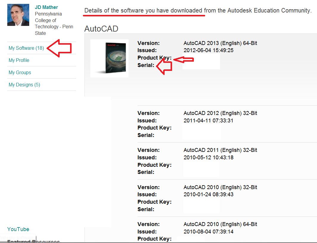 autocad architecture 2014 keygen download