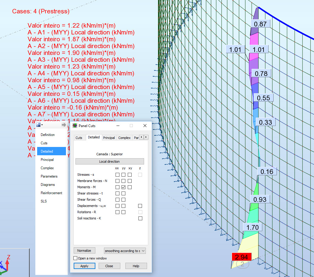 Solved: Obtain results for selected nodes - Autodesk Community ...