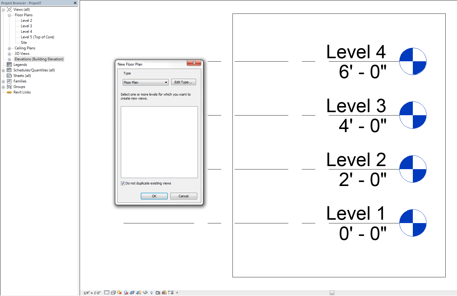 Solved Missing Level 1 Unable To Create Floor Plan View Autodesk Community Revit Products