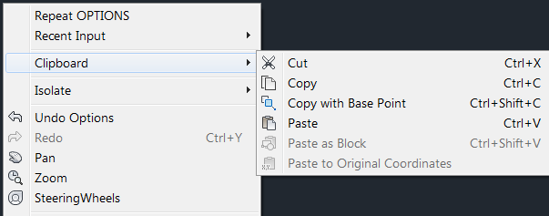 solved copying items from one drawing to another autodesk community autocad