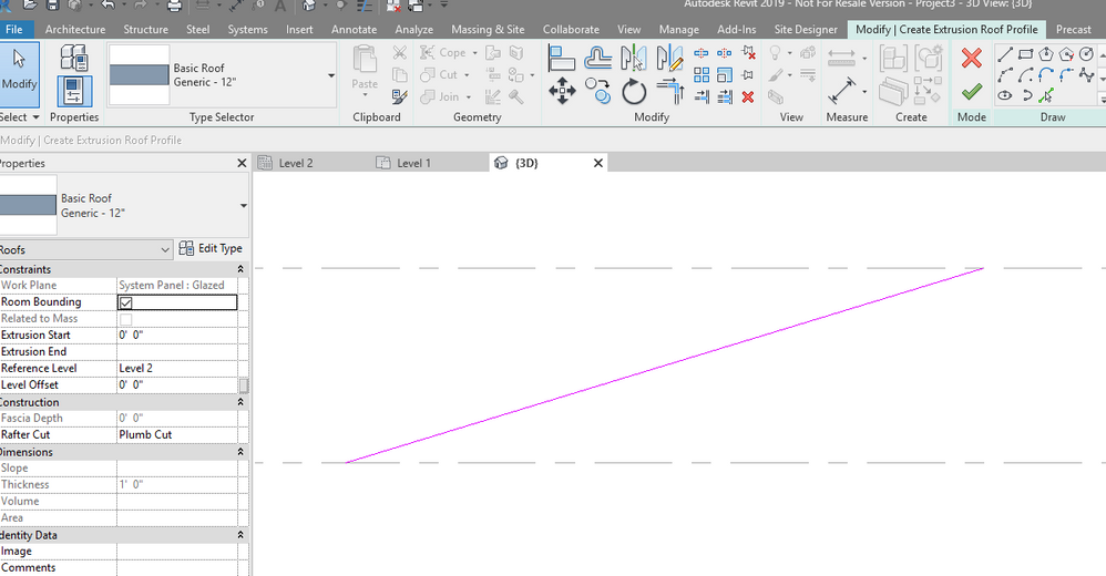 Ramp In Section View Autodesk Community Revit Products