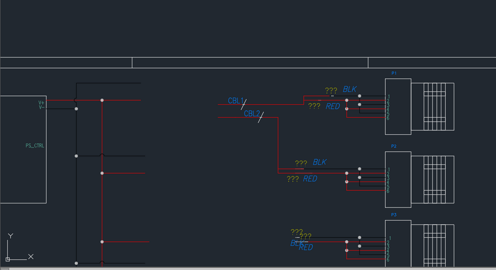 How to represent all connectors and components in a wiring diagram? -  Autodesk Community - AutoCAD ElectricalAutodesk forums