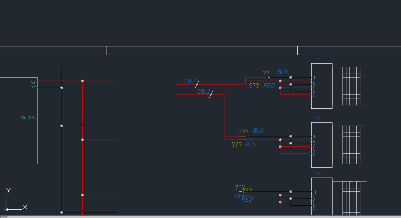 Process Flow Diagram Autocad Wiring Library Electrical Harness How To Represent All Connectors And Components In A Autodesk Community