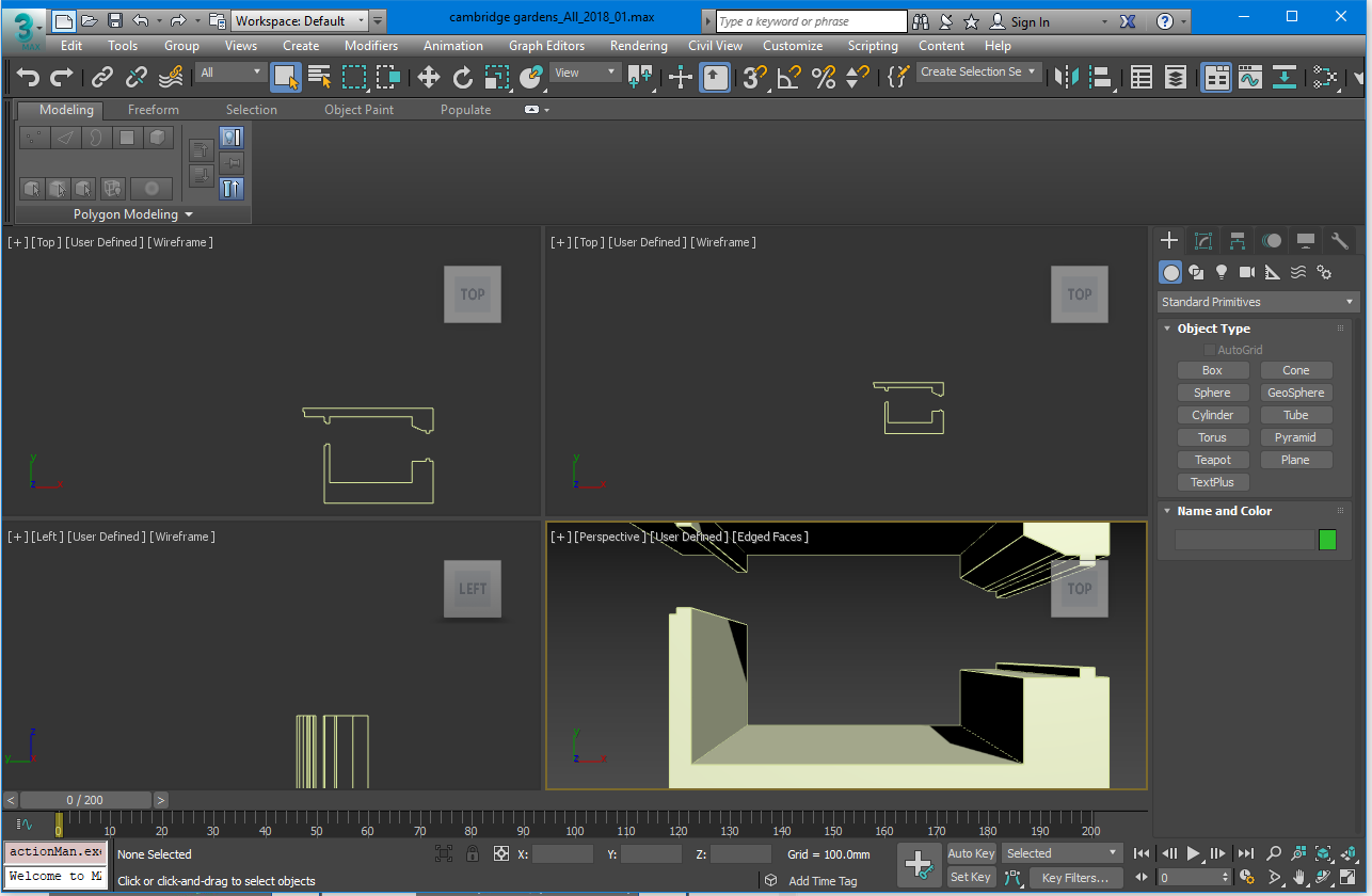 Autocad Viewport Frame Disappears - Autocad