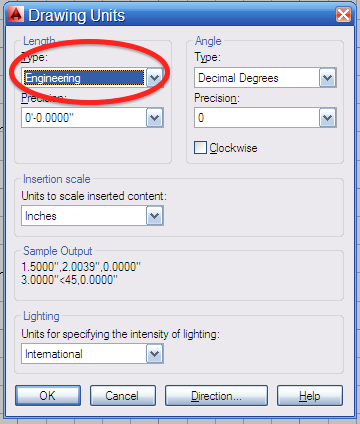 Solved Autocad 2013 Wont Let Me Specify The Length Of A Line