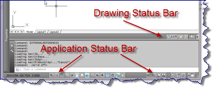 how to create scale bar in autocad
