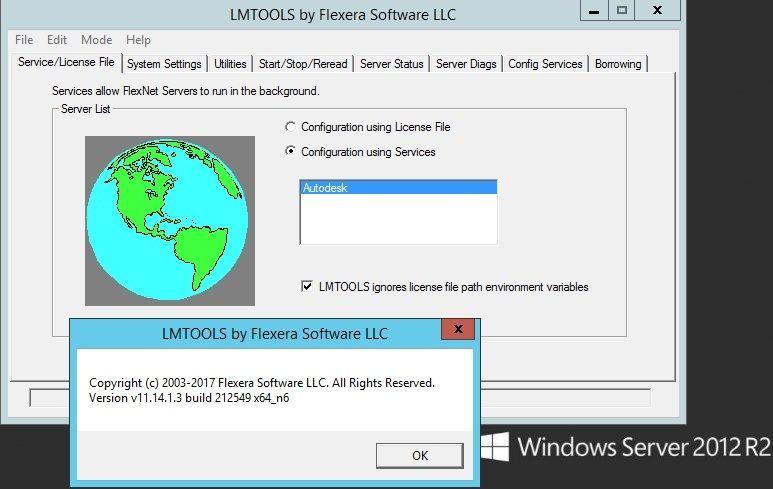 update autodesk network license file