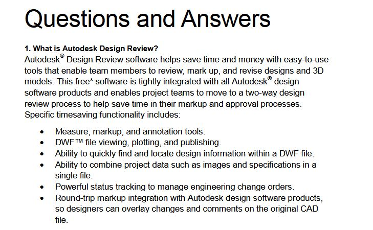 autodesk design review free